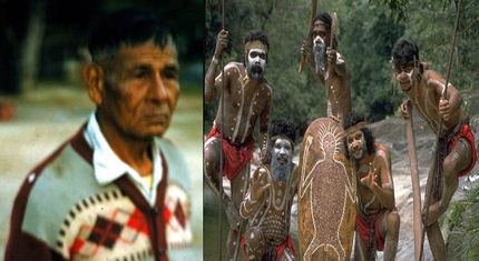 Reuben - So called Seminole Indians / Aboriginal Australians