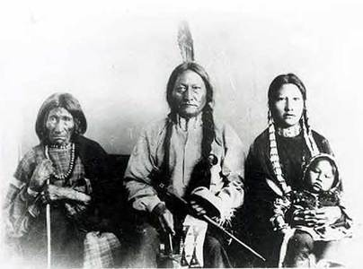 Gad - So called North American Indians