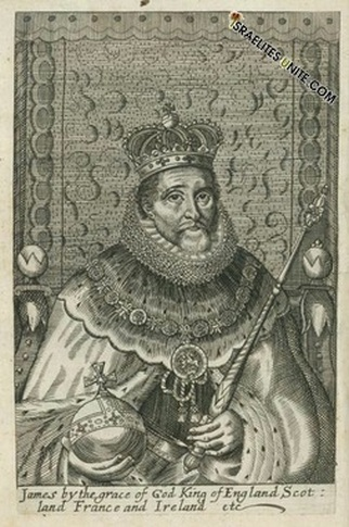 King James I was Black